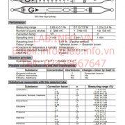 Gastec No.103 Hydrocarbon C2C7
