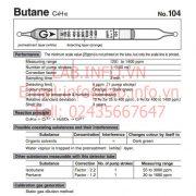 Gastec No.104 Butane C4H10
