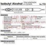 Gastec No.116 Isobutyl Alcohol (CH3)2CHCH2OH
