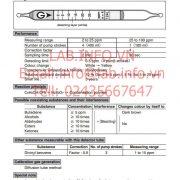 Gastec No.124L Styrene C6H5CHCH2