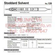 Ống phát hiện dung môi Stoddard Solvent