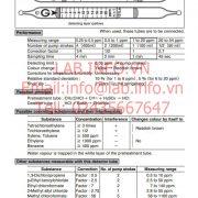 Gastec No.131La Vinyl Chloride CH2CHCl