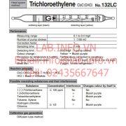 Gastec No.132LC Trichloroethylene CHClCCl2