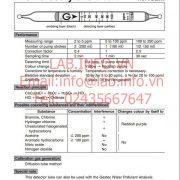 Gastec No.132M Trichloroethylene CHClCCl2