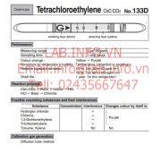 Gastec No.133D Tetrachloroethylene Cl2CCCl2