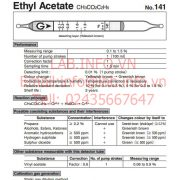 Gastec No.141 Ethyl Acetate CH3CO2C2H5