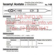 Gastec No.148 Isoamyl Acetate i-CH3CO2C5H11