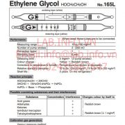 Ống phát hiện nhanh khí Ethylene glycol