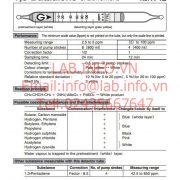 Gastec No.174L 1,3 Butadiene CH2CHCHCH2