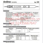 Gastec No.181 Aniline C6H5NH2