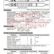 Gastec No.191L Acrylonitrile CH2CHCN