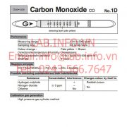 1712-Gastec-1D-Carbon Monoxide-co