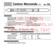 1712-Gastec-1DL-Carbon Monoxide-co