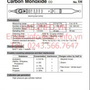 1712-Gastec-1H-Carbon Monoxide-co