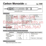 1712-Gastec-1HH-Carbon Monoxide-co