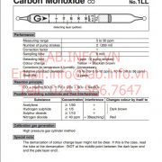 1712-Gastec-1LL-Carbon Monoxide-co