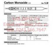 1712-Gastec-1LM-Carbon Monoxide-co