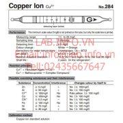 Gastec no.284 Copper Ion Cu2+