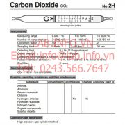 1712-Gastec-2H-Carbon Dioxide-CO2