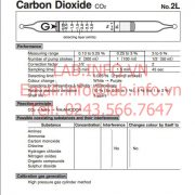 1712-Gastec-2L-Carbon Dioxide-CO2