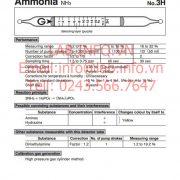 1712-Gastec-3H-Ammonia-NH3