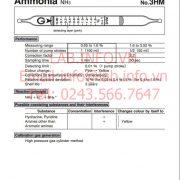 1712-Gastec-3HM-Ammonia-NH3