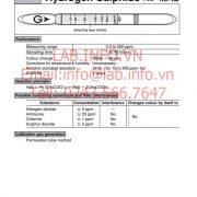1712-Gastec-4D-Hydrogen Sulphide-H2S