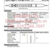 1712-Gastec-4HM-Hydrogen Sulphide-H2S