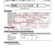 1712-Gastec-4LK-Hydrogen Sulphide-H2S