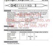 1712-Gastec-4LL-Hydrogen Sulphide-H2S