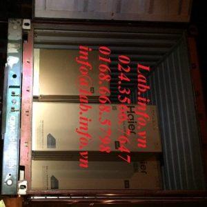 Tủ lạnh bảo quản mẫu 360 lít Haier Biomedical, hàng về theo contenner 20