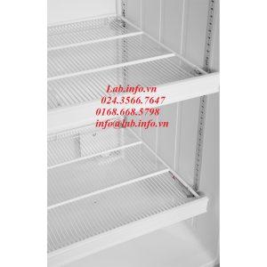 Tủ lạnh bảo quản mẫu 360 lít Haier Biomedical, giá để tủ bảo quản vaccine