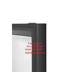 Tủ lạnh bảo quản mẫu 360 lít Haier Biomedical, roẳng cửa kính của tủ