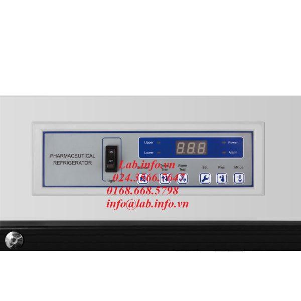 Tủ lạnh bảo quản mẫu 360 lít Haier Biomedical, bảng điều khiển