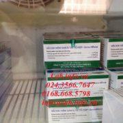 Tủ lạnh bảo quản vaccine HYC-360