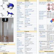 Hydrazine N2H4