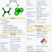 Trichloroethylene CHClCCl2