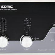 GT-SONIC-T3 bể rửa siêu âm 3 lít có gia nhiệt và cài đặt thời gian
