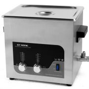 GT-SONIC-T9 bể rửa siêu âm 9 lít đạt chuẩn CE, FCC, ROHS có điều chỉnh công suất