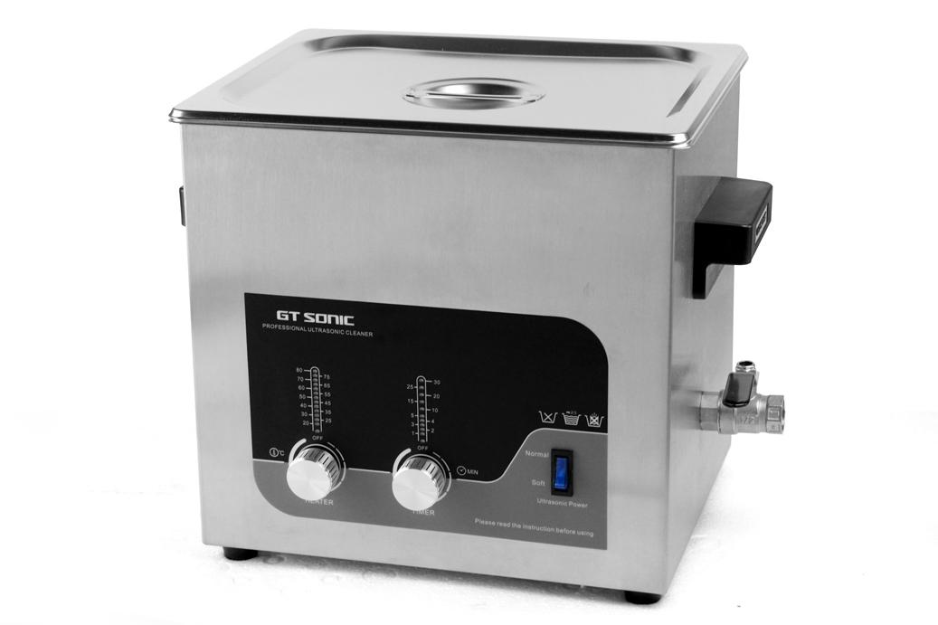 GT SONIC-T9 Bể rửa siêu âm 9 lít