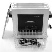 gt sonic-d6 bể rửa siêu âm 6 lít digital có gia nhiệt và đuổi khí