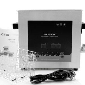 GT sonic-D6 Bể rửa siêu âm 6 lít digital