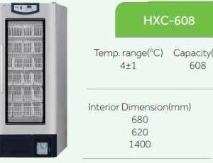 Tủ trữ máu HXC-608