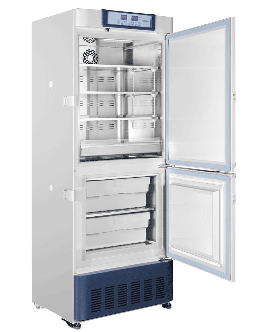 Tủ lạnh âm sâu âm 40oC kết hợp tủ mát 2-8oC HYCD-282