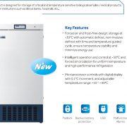 DW-30L420 tủ lạnh âm sâu âm 30oC không đóng đá