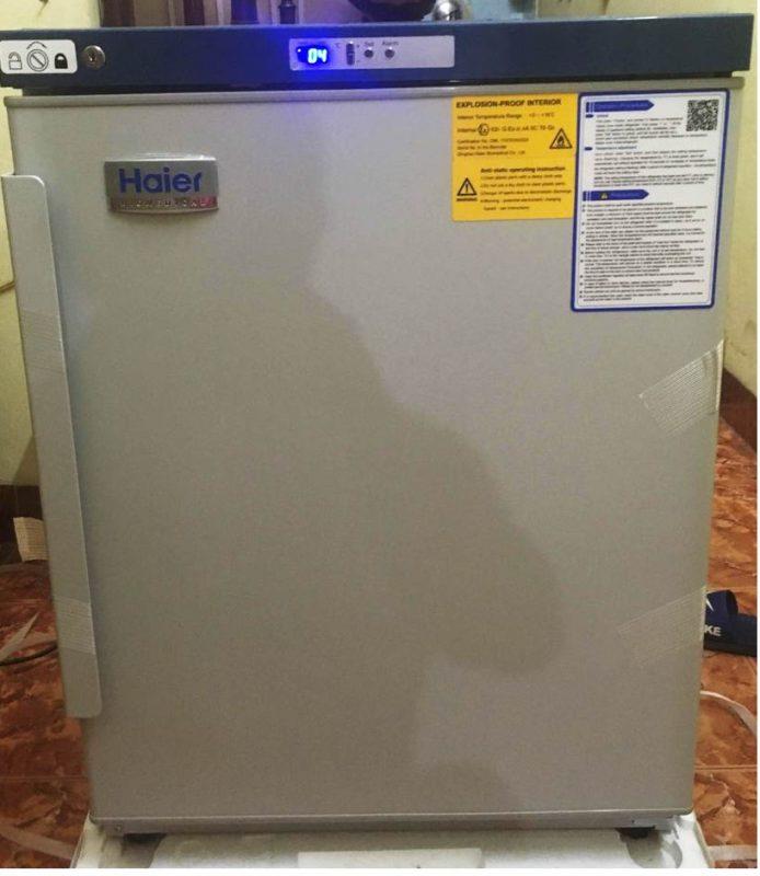 Tủ lạnh cho phòng thí nghiệm