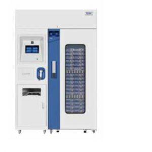 HXC-629ZZ Tủ lạnh phân phối máu tự phục vụ không người giám sát
