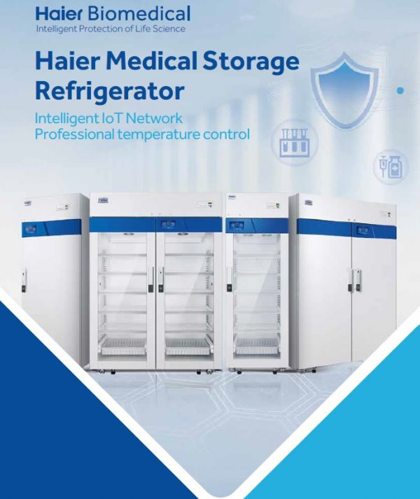 HYC-1099TF Tủ bảo quản lạnh y tế 2-8oC