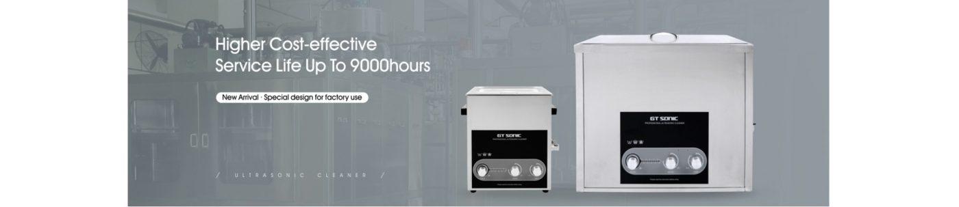 Bồn rửa siêu âm sử dụng trong công nghiệp và phòng thí nghiệm