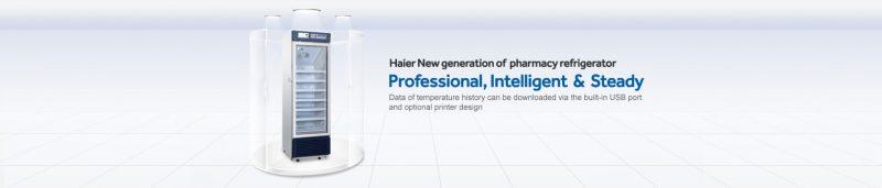 Tủ lạnh bảo quản 2-8oC của Haier Biomedical